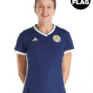 Adidas Scotland 2018/19 Home Shirt Women's Laivastonsininen