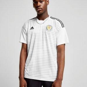 Adidas Scotland Fa 2018 Pre-Match Top Valkoinen