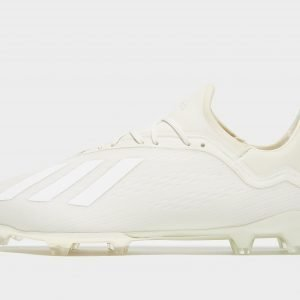 Adidas Spectral Mode X 18.2 Fg Jalkapallokengät Off-White