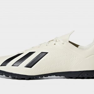 Adidas Spectral Mode X 18.4 Tf Jalkapallokengät Off-White / White