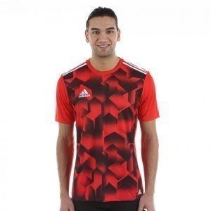 Adidas Tango Jersey Jalkapallopaita Punainen