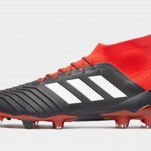Adidas Team Mode Predator 18.1 Fg Jalkapallokengät Musta