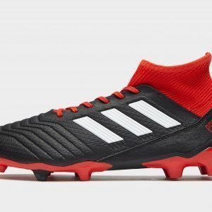 Adidas Team Mode Predator 18.3 Fg Jalkapallokengät Musta