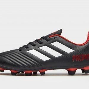 Adidas Team Mode Predator 18.4 Fg Jalkapallokengät Musta