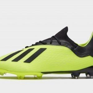 Adidas Team Mode X 18.2 Fg Jalkapallokengät Keltainen