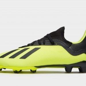Adidas Team Mode X 18.3 Fg Jalkapallokengät Keltainen