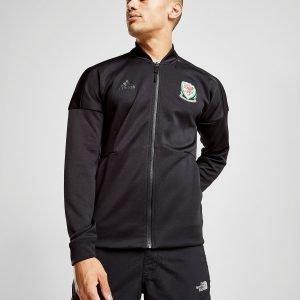 Adidas Wales 2018 Anthem Jacket Musta