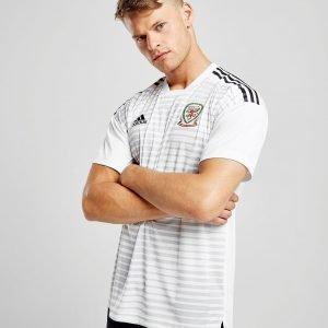 Adidas Wales 2018/19 Pre Match Top Valkoinen