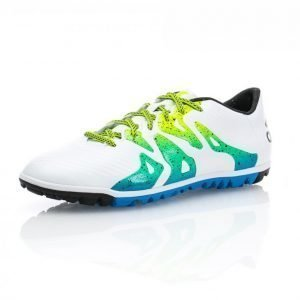 Adidas X 15.3 Tf Jalkapallokengät Hiekalle Valkoinen