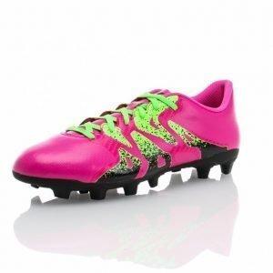 Adidas X 15.4 Fxg Jalkapallokengät Nurmelle Roosa