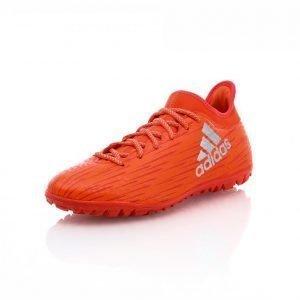 Adidas X 16.3 Tf Jalkapallokengät Hiekalle Punainen