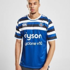 Canterbury Bath 2018/19 Home Players Pelipaita Sininen