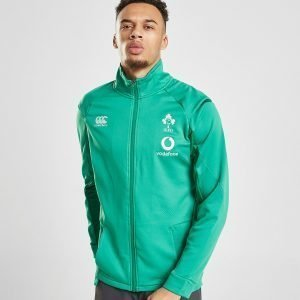 Canterbury Ireland Rfu Anthem Jacket Vihreä