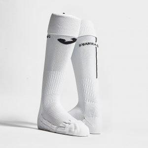 Joma Swansea City Fc 2018/19 Home Socks Valkoinen