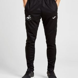 Joma Swansea City Fc 2018/19 Training Pants Musta