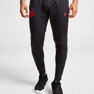 Jordan X Paris Saint Germain Squad Track Pants Musta