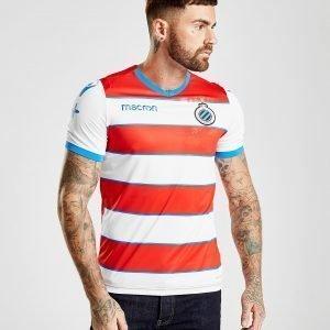 Macron Club Bruge 2018/19 Away Shirt Punainen