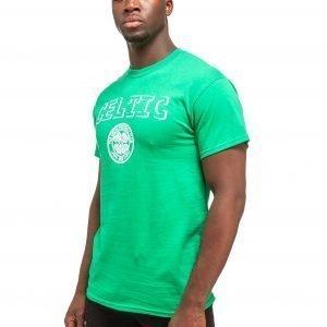 New Balance Celtic Badge Shirt Vihreä