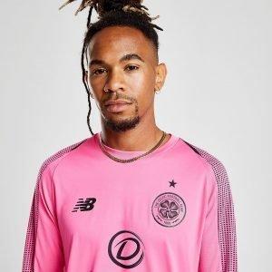 New Balance Celtic Fc 2018/19 Maalivahdin Vieraspelipaita Vaaleanpunainen