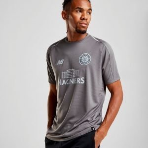 New Balance Celtic Fc 2018/19 Training Shirt Harmaa