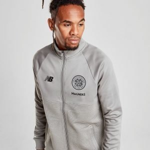 New Balance Celtic Fc 2018/19 Walk Out Jacket Harmaa