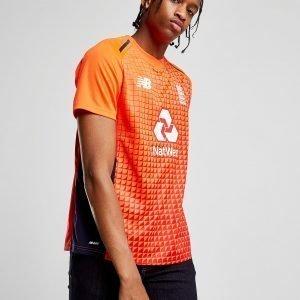 New Balance Ecb T20 Shirt Punainen