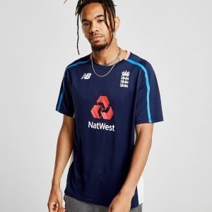 New Balance Ecb Training T-Shirt Laivastonsininen