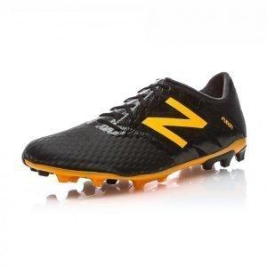 New Balance Furon Pro Ag Jalkapallokengät Musta / Oranssi