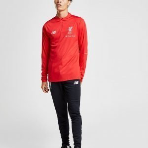 New Balance Liverpool Fc 1/4 Zip Top Punainen