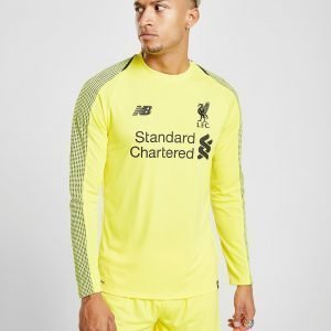 New Balance Liverpool Fc 2018 Home Goalkeeper Shorts Keltainen