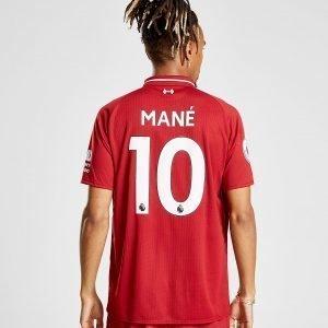 New Balance Liverpool Fc 2018/19 Mane #10 Kotipaita Punainen