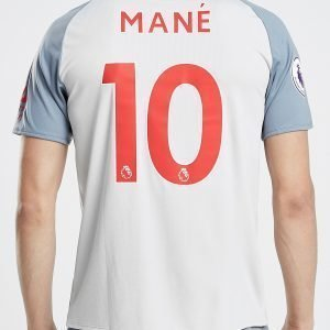New Balance Liverpool Fc 2018/19 Mane #10 Third Shirt Harmaa