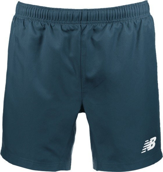 New Balance M Short Woven Stretch Jalkapalloshortsit