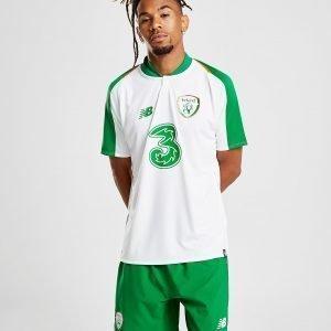 New Balance Republic Of Ireland 2018/19 Away Shirt Valkoinen