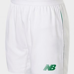New Balance Republic Of Ireland 2018/19 Home Shorts Valkoinen