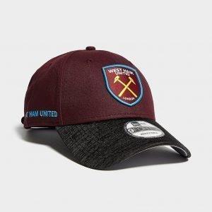 New Era West Ham United Fc 9forty Cap Lippis Punainen