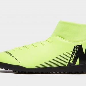 Nike Always Forward Mercurial Superfly 360 Club Tf Jalkapallokengät Vihreä