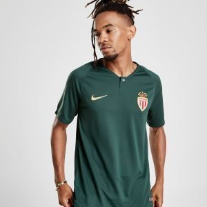 Nike As Monaco 2018/19 Away Shirt Vihreä