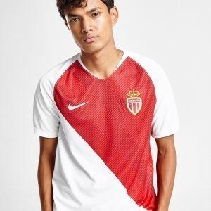 Nike As Monaco 2018/19 Home Shirt Valkoinen