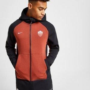 Nike As Roma Tech Hoodie Punainen