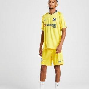 Nike Chelsea Fc 2018/19 Vierasshortsit Keltainen