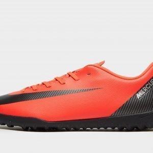 Nike Cr7 Chapter 7 Mercurial Vapor Club Tf Jalkapallokengät Punainen