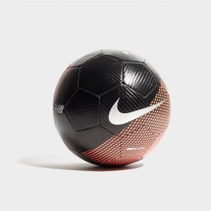 Nike Cr7 Football Jalkapallo Musta
