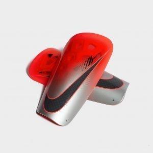 Nike Cr7 Mercurial Lite Shin Guards Säärisuojat Punainen