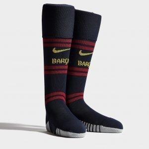 Nike Fc Barcelona 2018/19 Home Socks Laivastonsininen