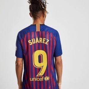Nike Fc Barcelona 2018/19 Suarez #9 Kotipaita Sininen