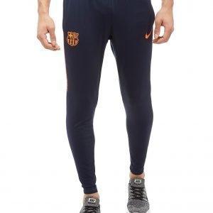 Nike Fc Barcelona Squad Pants Obsidian / Yellow