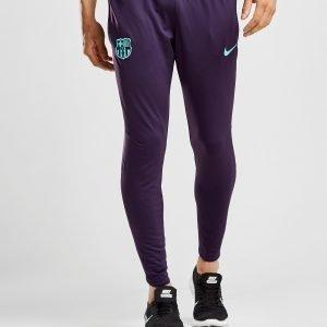 Nike Fc Barcelona Squad Pants Violetti