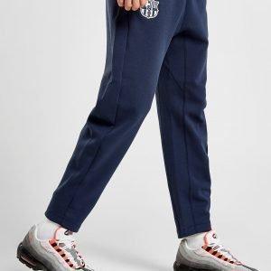 Nike Fc Barcelona Tech Track Pants Sininen