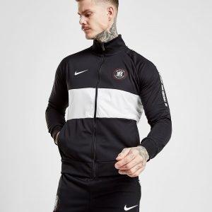 Nike Fc Panel Tape Verryttelypaita Musta